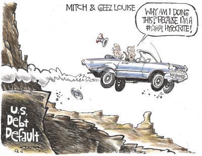 U.S. debt default