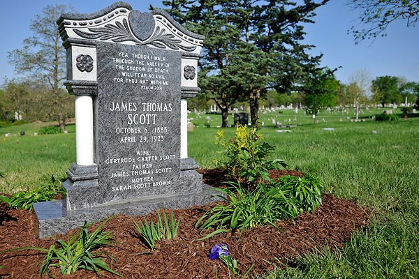 Columbia 1923 lynching victim James T. Scott to receive headstone Saturday