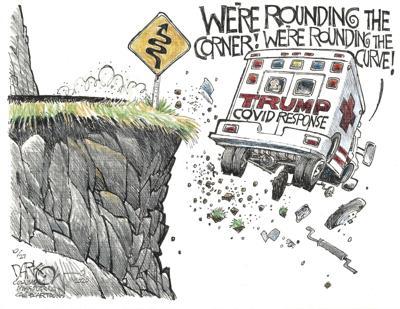 Rounding the 'coroner'