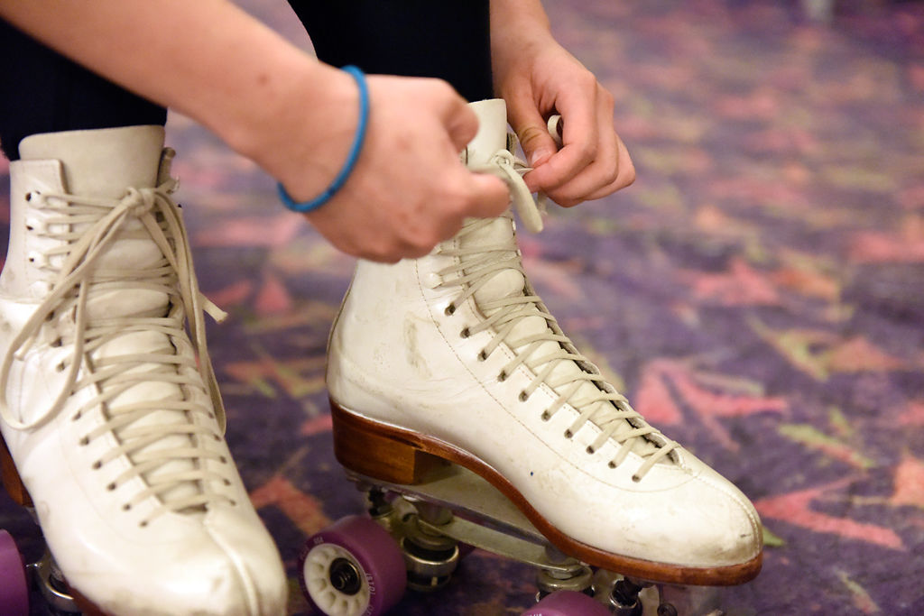 b9ad9774801c Artistic roller skating team performed show to raise money for ...