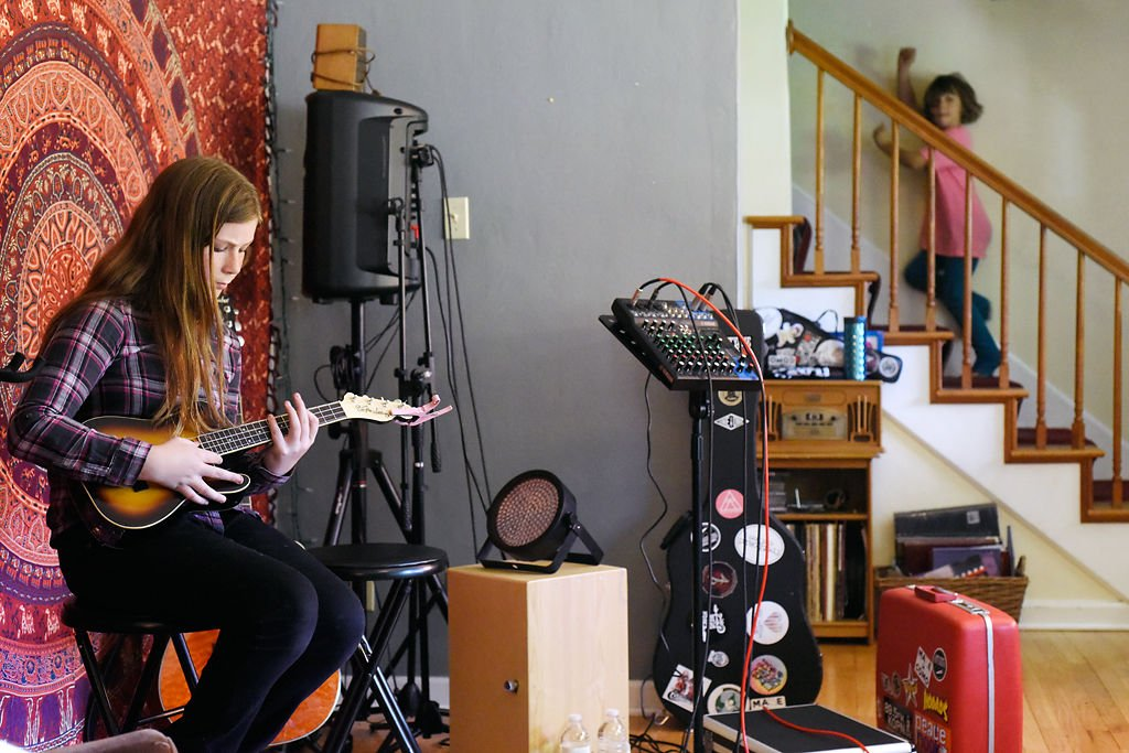 Burney Sisters bring youth to local music scene | News ...