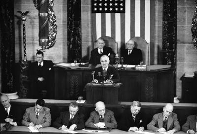 Harry Truman ranks high on C-SPAN list