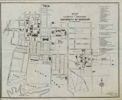 University of Missouri 1914