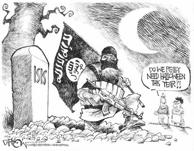 Isis returns