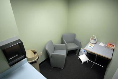 Little Known Lactation Station Provides Space For Nursing Mothers