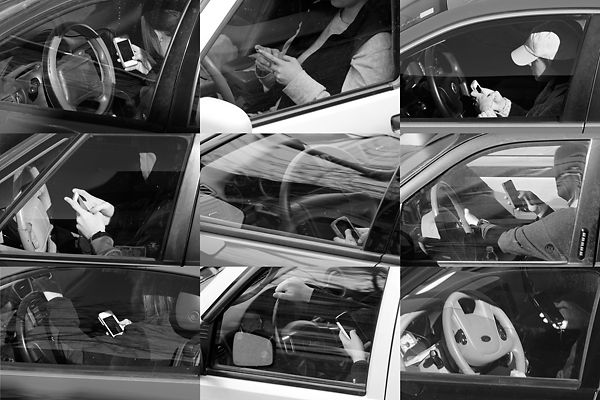 Distracted driving leading cause of crashes
