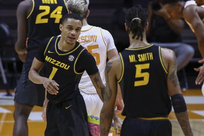Missouri Tennessee Basketball