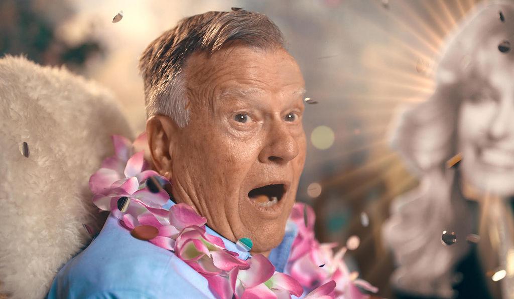 """A movie still from """"Dick Johnson is Dead"""""""