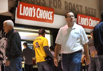 Lion's Choice offers concessions at Mizzou Arena
