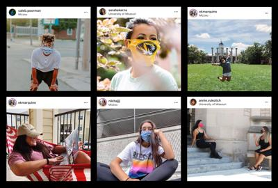 MU has hired five students as social media influencers