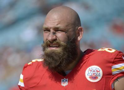 Sean Mcgrath And His Beard Help Chiefs Offense Survive Sports
