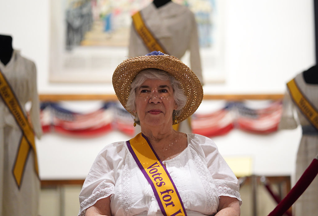Marilyn McLeod, president of the League of Women Voters of Boone County-Columbia