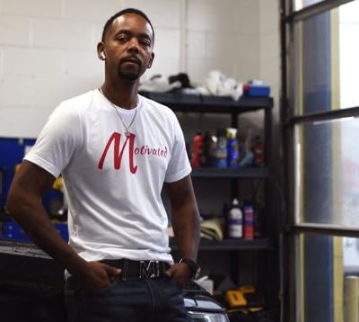 Dimetrious Woods is the owner of Woods' Auto Spa in Columbia