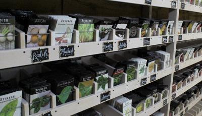 Baker Creek sells heirloom seeds
