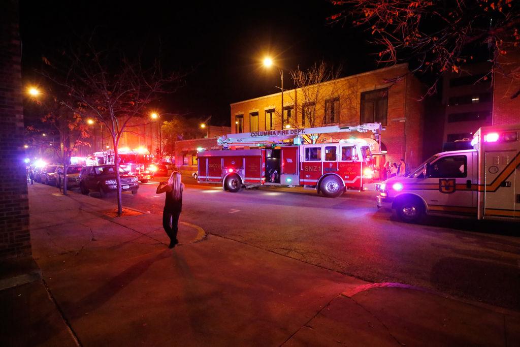 Truck crashes into Addison's, four hospitalized