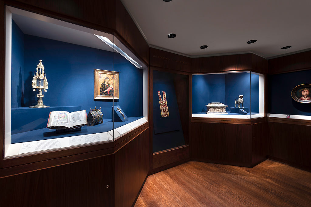 Gallery shot of Holy Finger exhibit