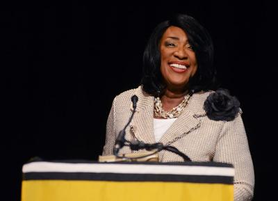 The Annual Campus and Community MLK Commemoration hosts motivational speaker and education leader Dr. Gwendolyn Elizabeth Boyd