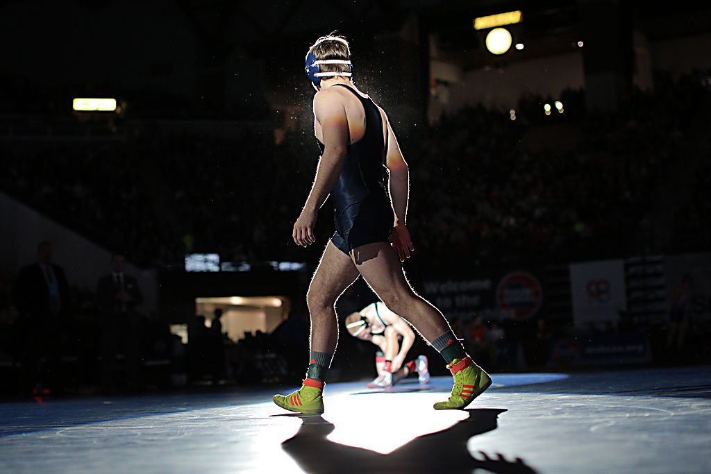 Clayton earns elite status in Fr. Tolton wrestling's fourth-place state finish