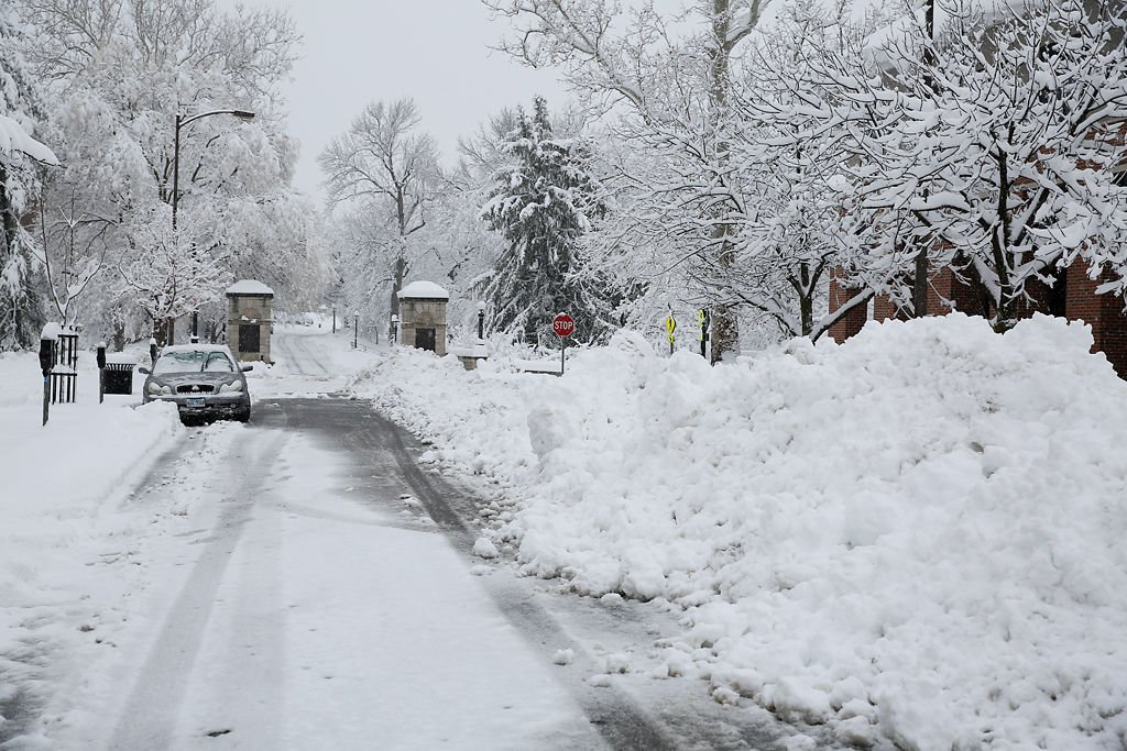 UPDATE: Record-breaking snowfall drops 16 2 inches on city