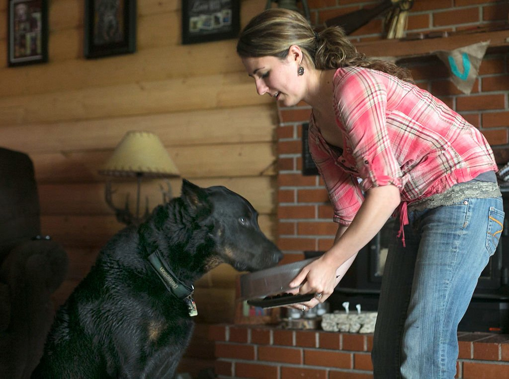 We can't smell it, but he can: Dog's special training protects owner from gluten