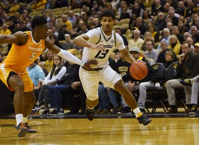 7a3c9682589 How Mark Smith s absence has affected the Missouri Tigers