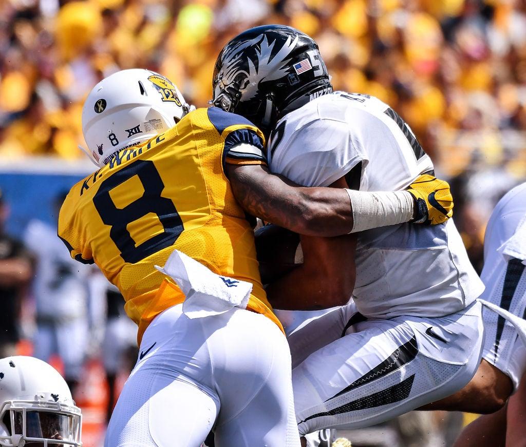 Missouri West Virginia Football