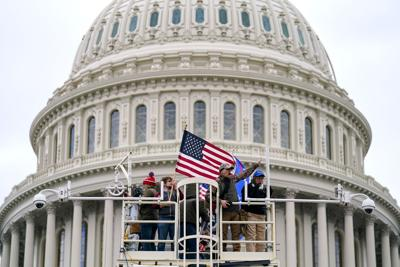 PHOTO GALLERY: Pro-Trump mob storms U.S. Capitol