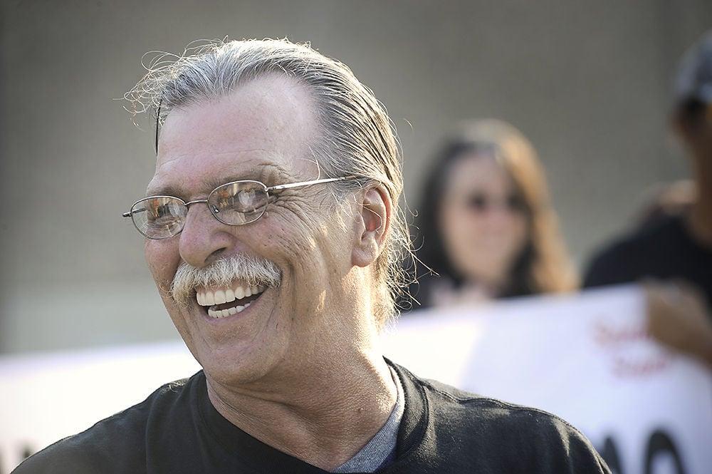 21 years in prison gives Jeff Mizanskey a platform to push marijuana