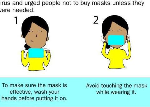 Everything you need to know about wearing a mask