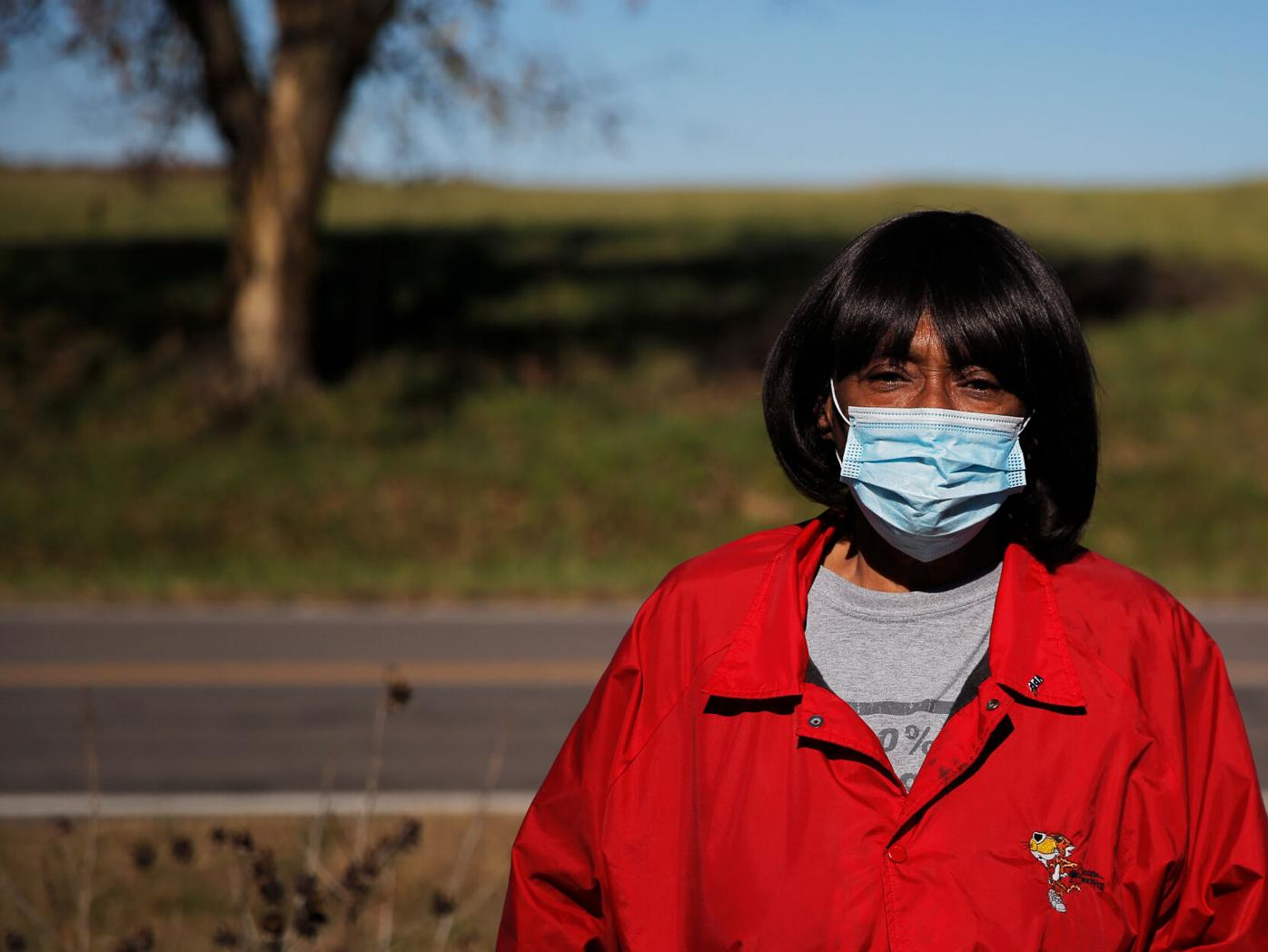 Delois Yocum, 68, is a senior living alone and isolating during the COVID-19 pandemic.