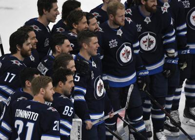 Canucks Jets Hockey