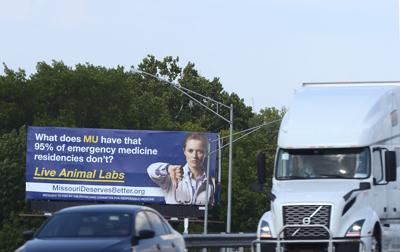 Physicians Committee for Responsible Medicine funds billboards