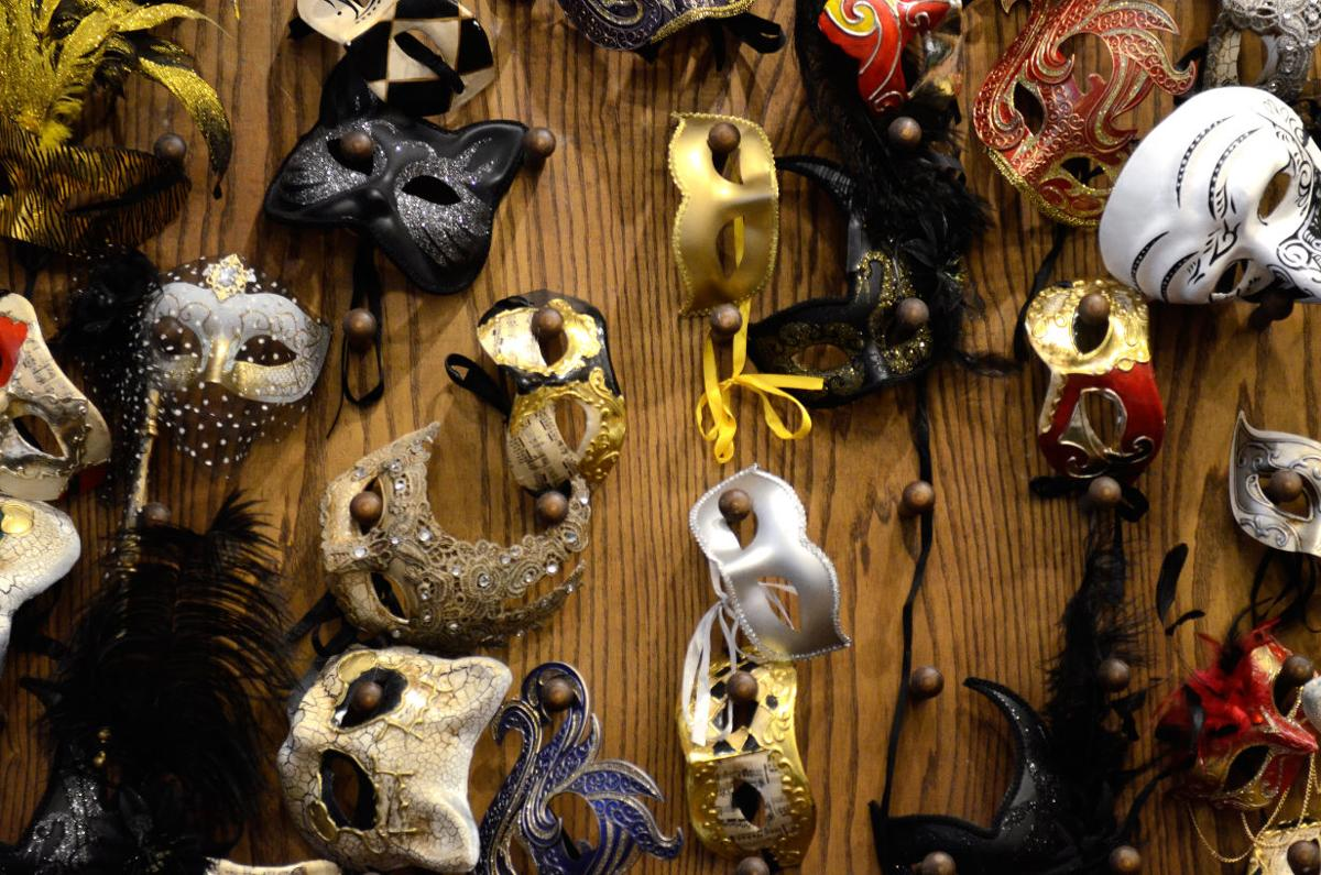 halloween draws costumers to maude's costume collection | local