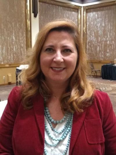 Zora Mulligan, Missouri Commissioner of Higher Education, is pictured