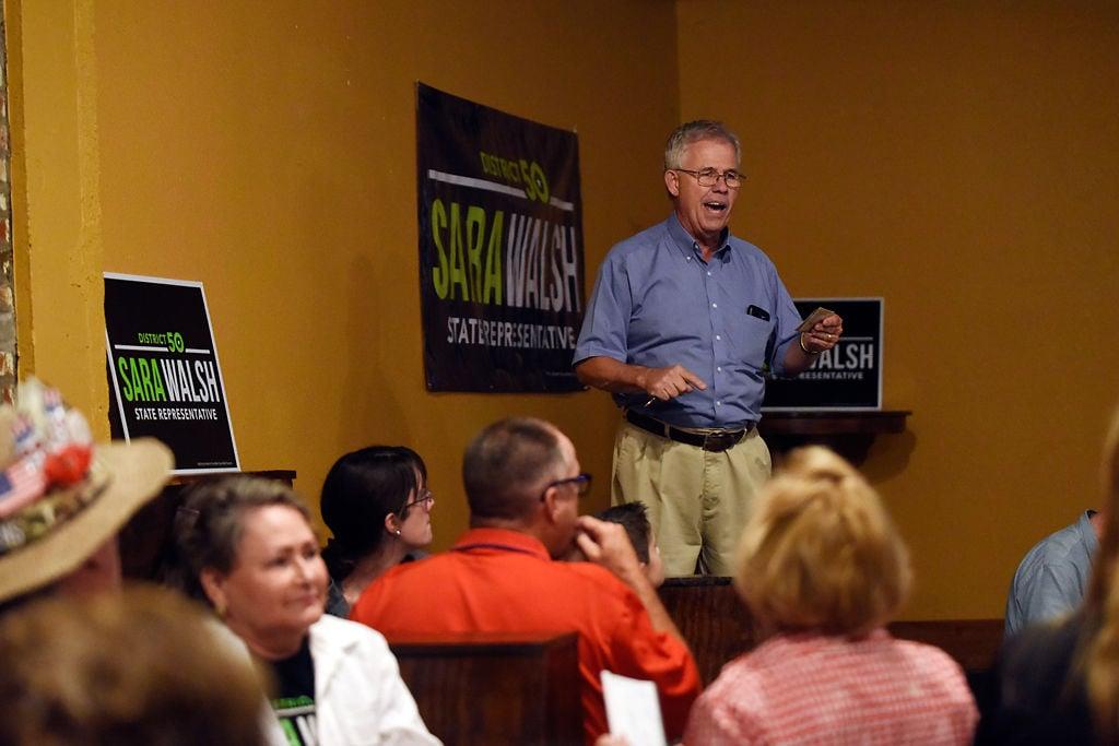 Dave Muntzel announces results