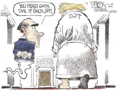 Too Far for Nixon