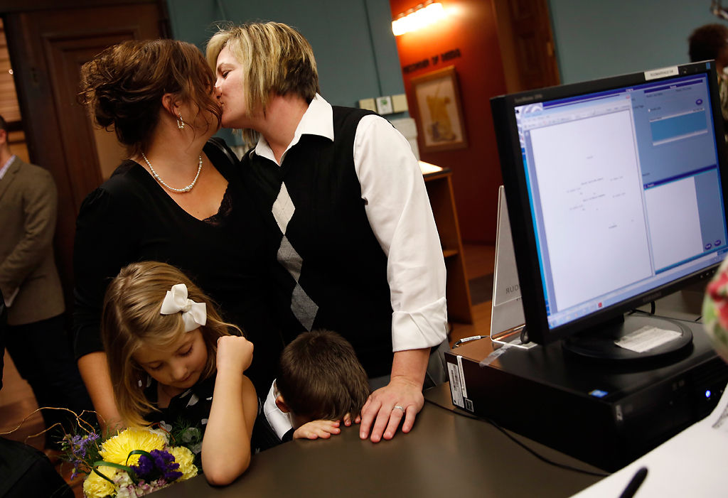 Second Court Ruling Tosses Out Missouris Gay Marriage Ban But