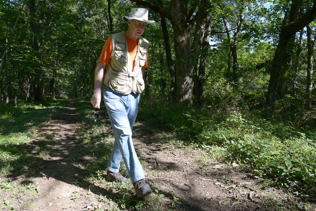 Boones lick trail