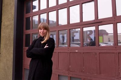 Elizabeth Braaten Palmieri runs the Greenhouse Theatre Project
