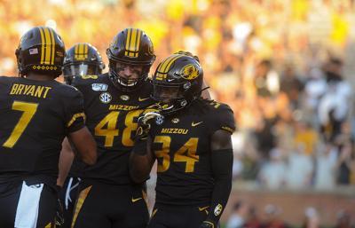 PHOTO GALLERY: Tigers shut out Southeast Missouri State University 50-0