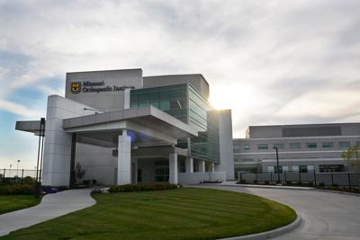 University of Missouri Health Care opened a $40 million expansion of the Missouri Orthopaedic Institute