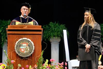 Sheryl Crow accepts honorary degree