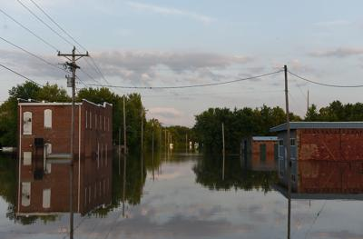 PHOTO GALLERY: Going with the flow: Mokane, Mo. residents living alongside rising floodwaters