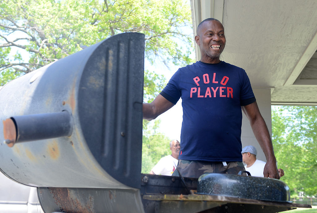 Larry McBride said he hopes to help the Columbia community through the Freedom Fiters