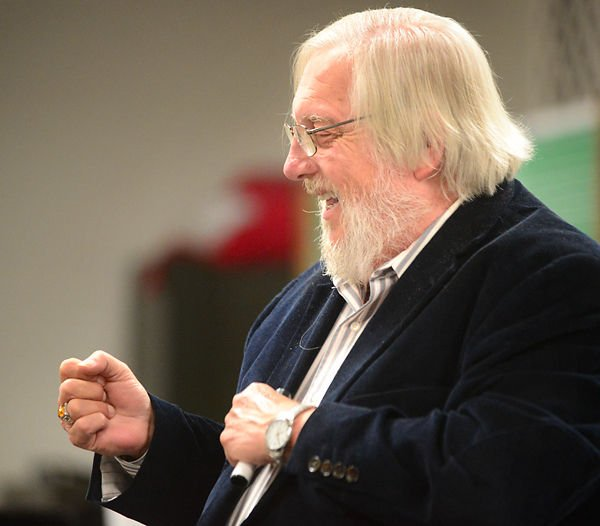 MU professor Michael Budds brings the gift of music to his students (copy)