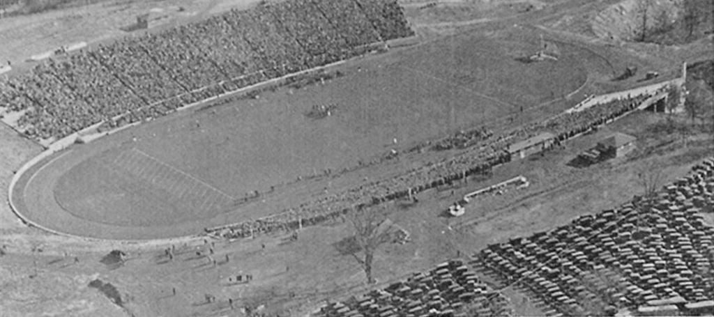 Memorial Stadium 1929