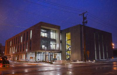 New music building represents a philanthropist's passion for composition