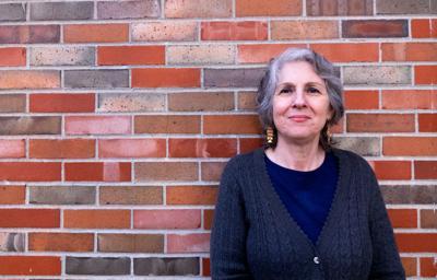 Aliki Barnstone is a poet and MU professor