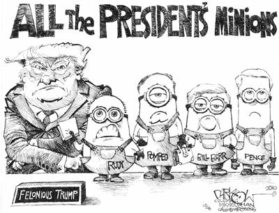 All the President's Minions