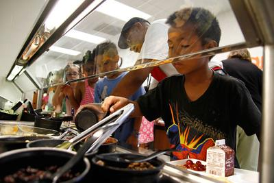 Columbia Public Schools adding more variety to school lunches